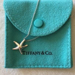 Tiffany & Co. Jewelry - Tiffany and Co. starfish pendant by Elsa Perfetto